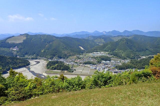 熊野本宮大社と大斎原