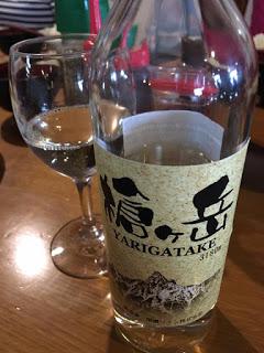 槍ヶ岳山荘のワイン
