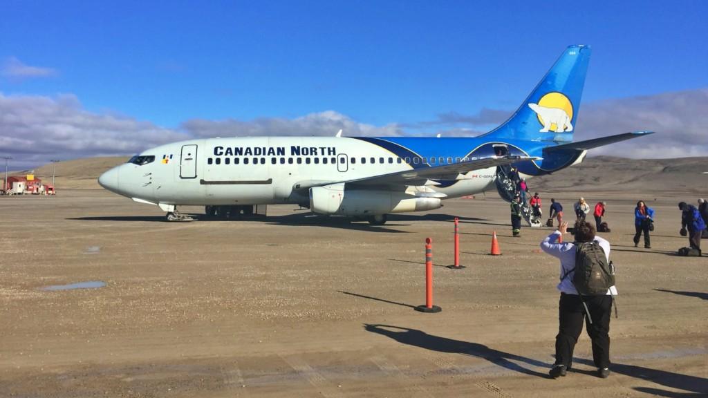 カナディアンノース航空
