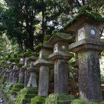 柳生街道を歩く 奈良公園から忍辱山円成寺