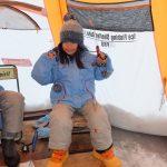阿寒湖のワカサギ釣りと鶴居のタンチョウ