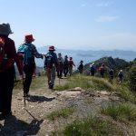 鷲ヶ頭山登山 しまなみ海道の絶景