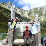 木曽駒ヶ岳と宝剣岳登山 子供と一緒に親子でお手軽テント泊