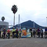 しまなみ海道でスイーツサイクリング