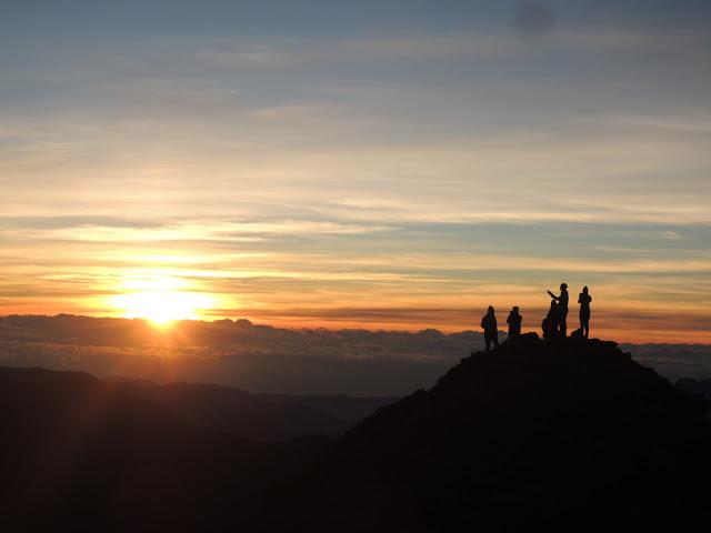 台湾最高峰 玉山に登ってきた