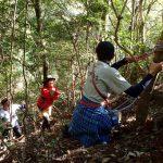 セルフレスキュー講習会 in 六甲山