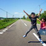 北海道でキャンプ旅行