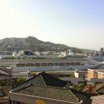 サンプリンセス就航記念クルーズ 横浜〜広島〜長崎〜釜山〜博多