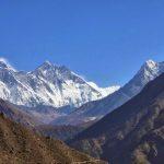 エベレスト街道トレッキング 世界一高い山を見に行こう!