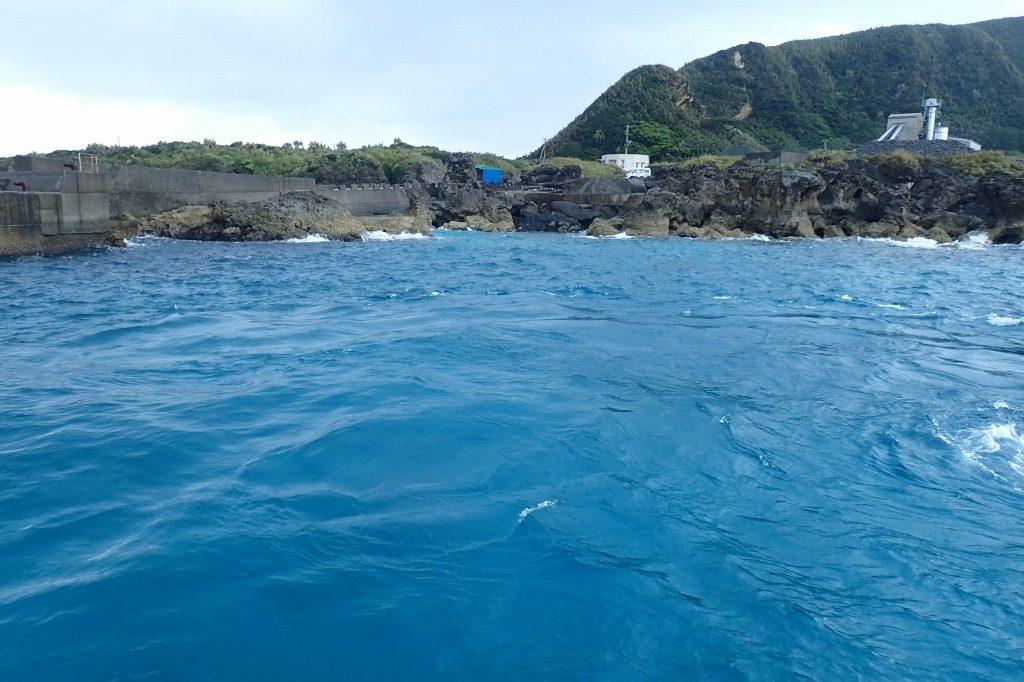小宝島の海