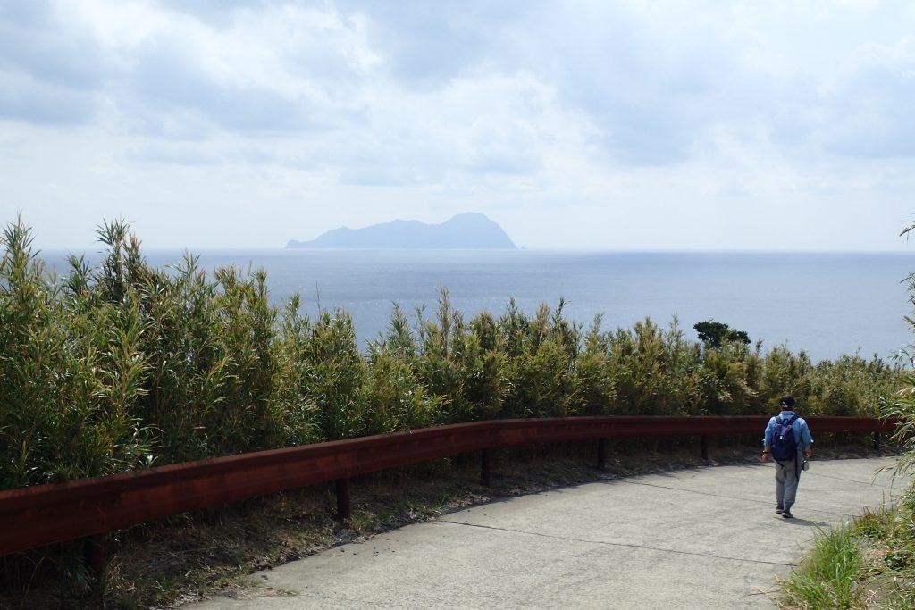 諏訪之瀬島からの悪石島