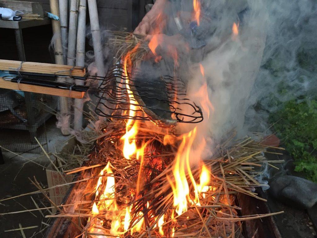 自家製藁焼きたたき