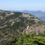 近畿最高峰 大峰山脈 八経ヶ岳登山