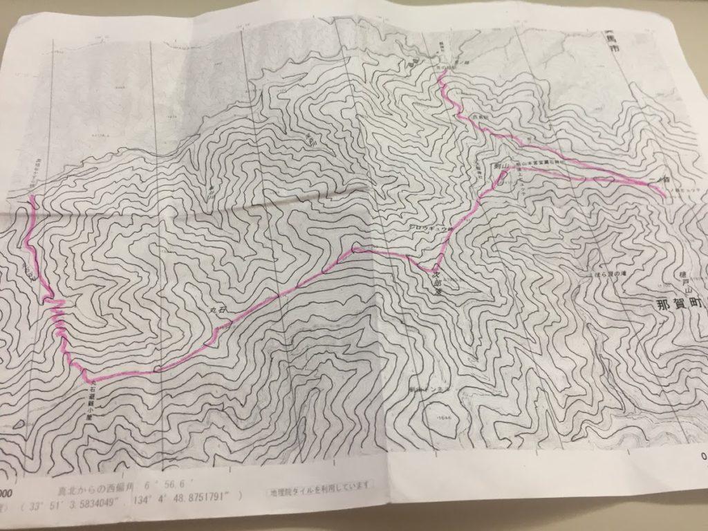地形を読む地形図