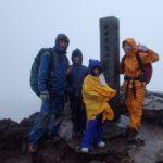 雨の日に登山していますか? 雨天に歩いて経験と技術を磨こう