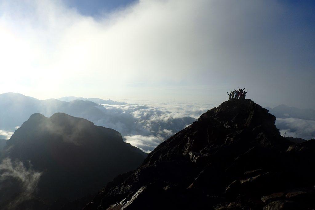 台湾最高峰 玉山