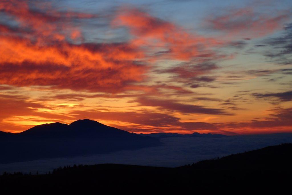 美ヶ原の朝