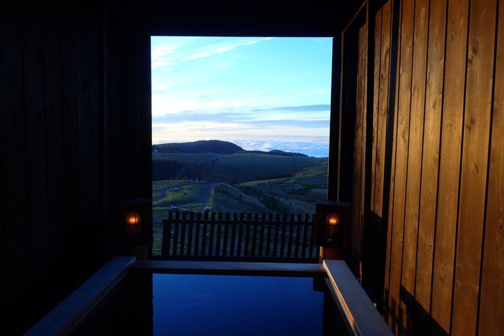 王ヶ頭ホテルの貸切風呂