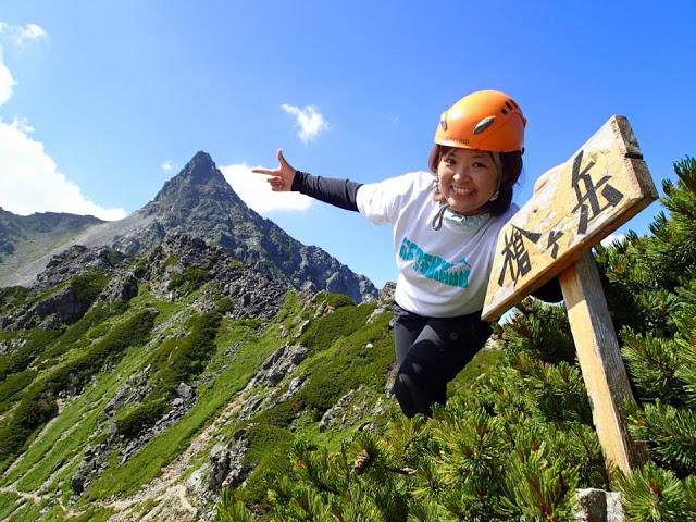 槍ヶ岳の登り方