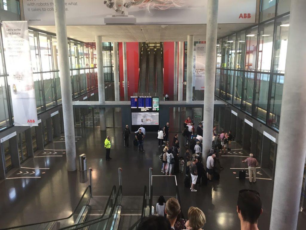 チューリッヒ空港
