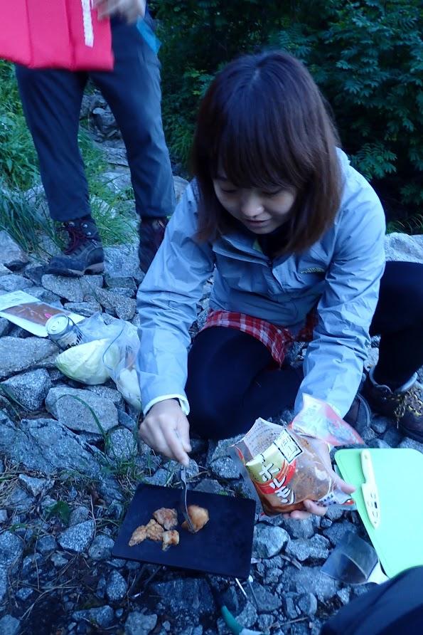 高山ホルモン焼き