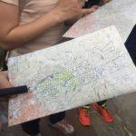 登山地図の見方とコンパスの使い方