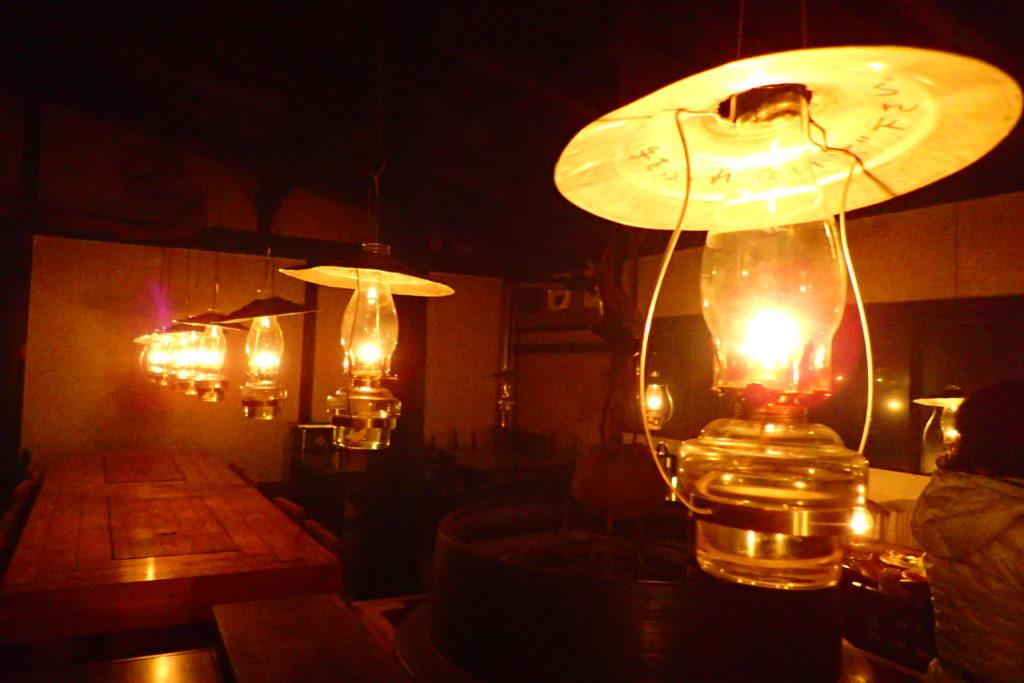 ランプの宿 山のひだや