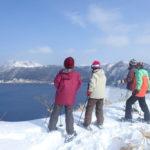 冬の北海道を楽しむ 野付半島・摩周湖・知床・然別湖