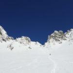 雪山登山 木曽駒ヶ岳