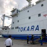 トカラ列島の新造船 フェリーとしま2に乗ってみた