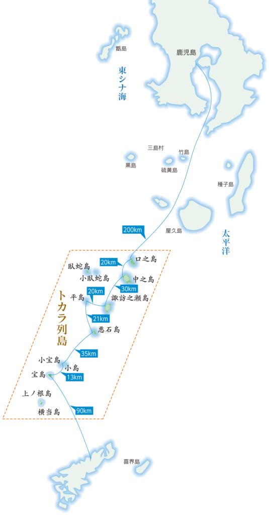 トカラ列島の新造船 フェリーとしま2に乗ってみた | 登山ガイド ...