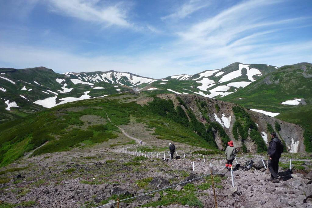 大雪山 黒岳