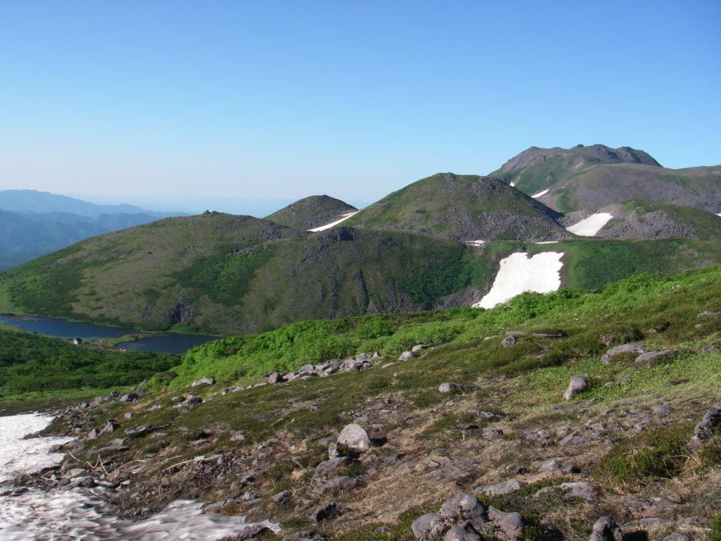 トムラウシ山(2141m)登山情報