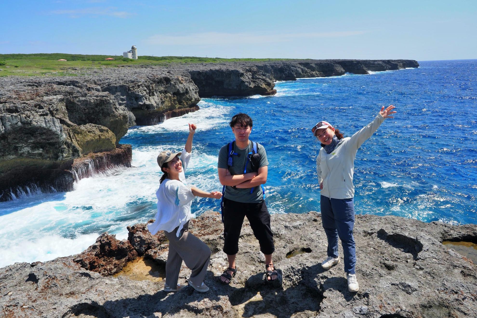 波照間島 日本最南端